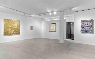 Installation views THRESHOLDS Di Maurizio Donzelli a Lugano