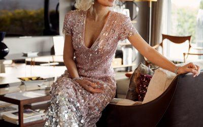 Jenny Packham's elegant couture